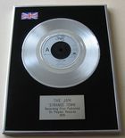 JAM - STRANGE TOWN PLATINUM Single Presentation Disc